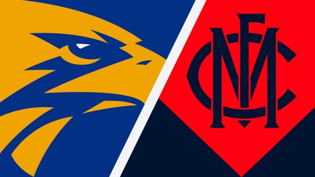 Eagles v Melbourne