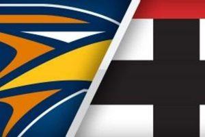 Eagles V St Kilda Home Game Transfers with Gannaways