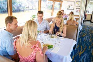Fremantle Summer Lunch Cruise with Gannaways