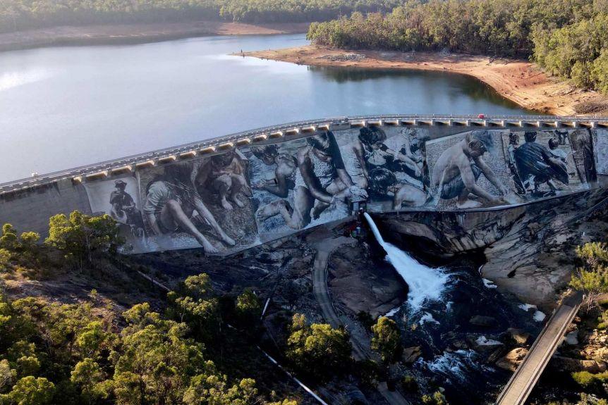 Wellington Dam Tour with Gannaways